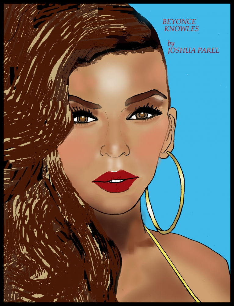 Beyonce by Joshuaparel